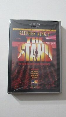 Stephen King's The Stand 1999 2-Disc Special Edition DVD Set