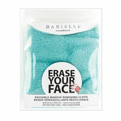 Danielle Creations Erase Your Face Aqua Makeup Removing Reusable Cleansing Cloth