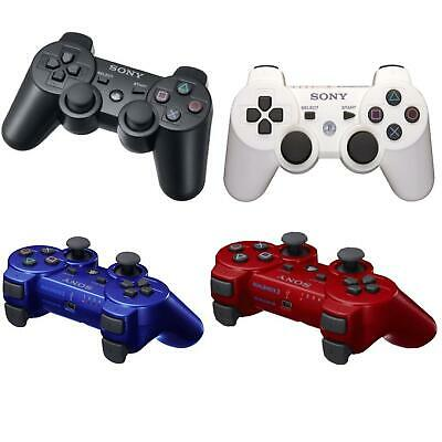 NEU & OVP Sony PS3 Controller PlayStation 3 Dualshock Wireless Pad Six Axis