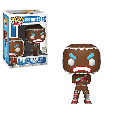 Funko Pop Vinyl - Fortnite - Merry Marauder 433