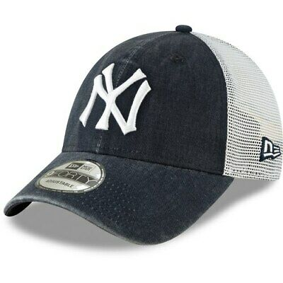 afabb7c31372d New York Yankees New Era 1934 Cooperstown Collection Trucker 9FORTY  Adjustable