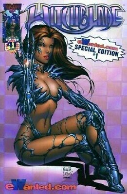 Witchblade (1995-2015) #41 (E-Wanted Holo-Prism Variant)