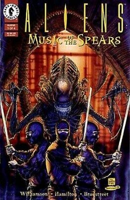 Aliens - Music of the Spears (1994) #1 of 4