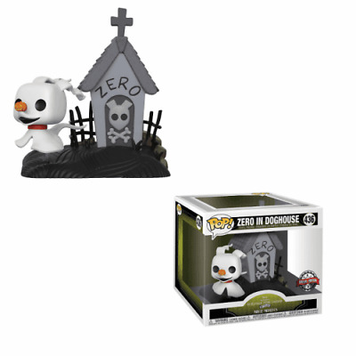 POP! Disney - The Nightmare Before Christmas #436 Zero in Doghouse Movie Moment
