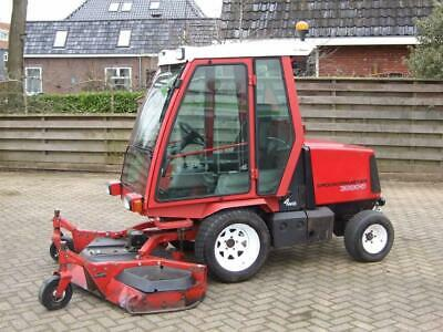 Toro Groundsmaster Mowers All Models Service Manual