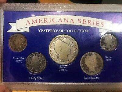 Americana Series Yesteryear Collection 1991 U.P.M.
