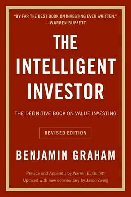 The Intelligent Investor: Revised Edition by Benjamin Graham