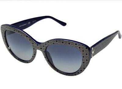76a870c9f10 TORY BURCH Women s TY7121 55 mm Cat Eye Fashion Sunglasses Octagon Square  Print