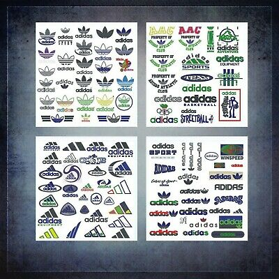 Machine Embroidery Designs - 100+ Adidas Embroidery Designs - Pes Dst Jef Format
