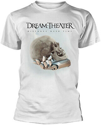 DREAM THEATER Distance Over Time Album Cover T-SHIRT OFFICIAL MERCHANDISE