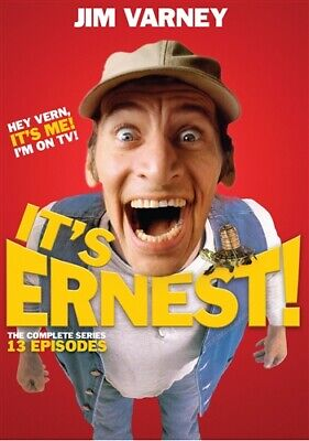 HEY VERN IT'S ERNEST THE COMPLETE TV SERIES New Sealed DVD