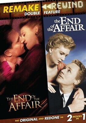 REMAKE REWIND THE END OF THE AFFAIR 1955 + 1999 New DVD Double Feature