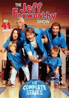 THE JEFF FOXWORTHY SHOW COMPLETE SERIES New Sealed 4 DVD Set Seasons 1 + 2