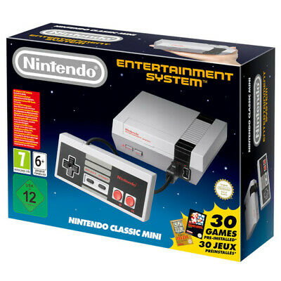 Nintendo Entertainment System: NES Classic Edition Brand new 100%auth extra cont