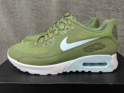 6fc4b0390a Nike W Air Max 90 Ultra 2.0 Palm Green Glacier 881106-300 Women's Shoes Size