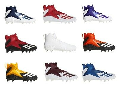 pretty nice e12e5 5c5ae adidas Mens Freak X Carbon Mid Height - Football Cleats, Lacrosse, Rugby  Shoes