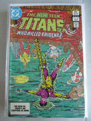 New Teen Titans (1980-1984) #33 FN/VF