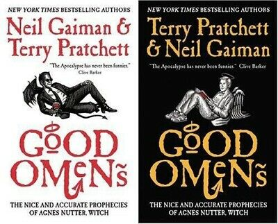 Good Omens: The Nice and Accurate Prophecies of Agnes Nutter, Witch[E-b00k, PDF]