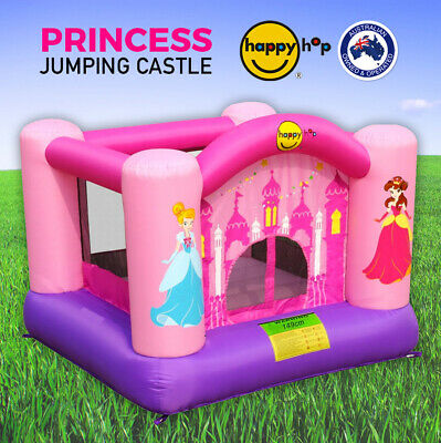 Inflatable Bouncy Princess Jumping Castle, HAPPY HOP 9001P Bounce House