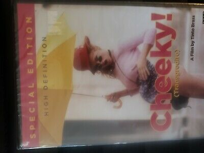 Cheeky! (Dvd, Directed By Tinto Brass)