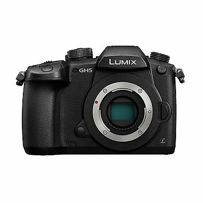 Panasonic Lumix GH5 Body 4K w/ 64GB SDXC *NEW* *IN STOCK*