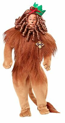 Barbie Collector Wizard Of Oz Cowardly Lion Doll