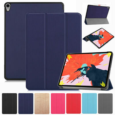 "Smart Flip Leather Case Shockproof Stand Cover For iPad Pro 12.9"" 3rd Generation"