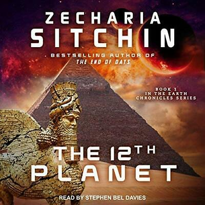 The 12th Planet: Earth Chronicles Series, Book 1 by Zecharia Sitchin (Audiobook)