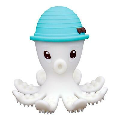 Mombella Octopus Gum Massager - Blue