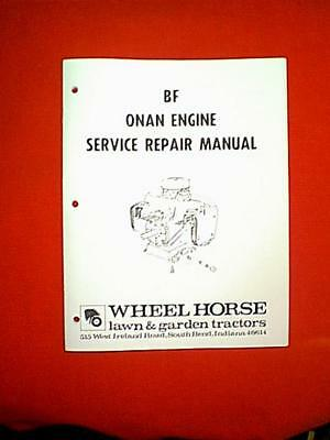 ONAN ENGINE 16 18 20 24 Hp Service Repair Overhaul Manual ... on