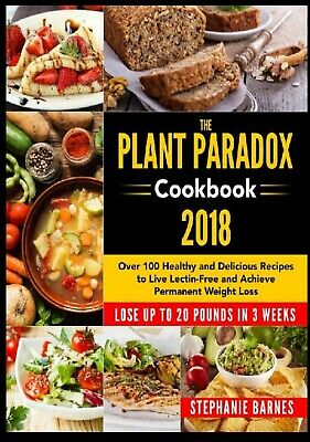 The Plant Paradox Cookbook by Stephanie Barnes [PDF](fast delivery 24h)