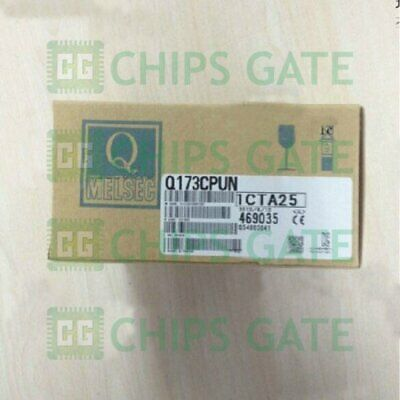 1PCS Used Mitsubishi PLC Q173CPUN Tested in Good Condition Fast Ship