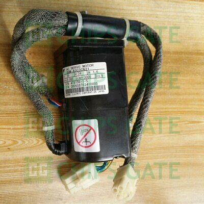 1PCS USED YASKAWA SGM-A3C3CN21 AC SERVO MOTOR Tested in Good Condition