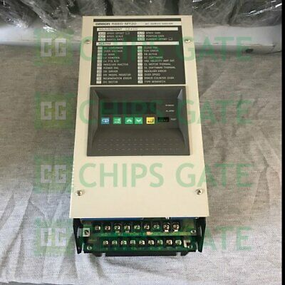 1PCS Used OMRON R88D-MT20 AC SERVO DRIVER 60VA Tested in Good Condition
