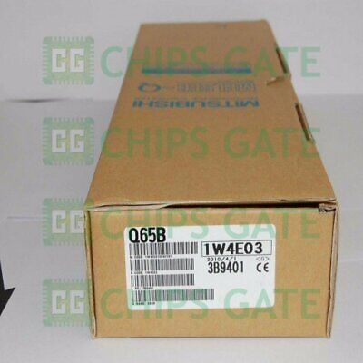 1PCS Brand New In Box Mitsubishi PLC Module Q65B Fast Ship