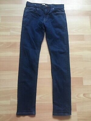 Next Super Skinny Stretch Denim Jeans, Size 30R, VGC