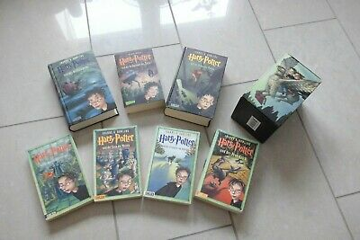 Harry Potter Band 1 - 7 Top Zustand!