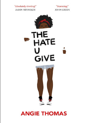 The Hate U Give by Angie Thomas ( E-ßooK ) { EMAIL Delivery }