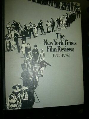 The New York Times Film Reviews 1975-1976