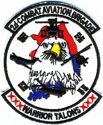 Us Army 2nd Support Brigade Patch