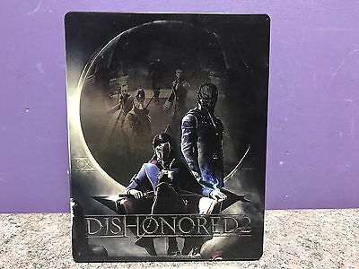 Dishonored 2 In Tin Playstation 4 Game