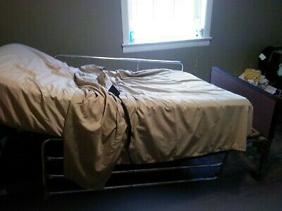 Electric Hospital Bed Used Non-Smoking Environment