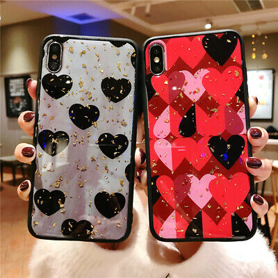 for iPhone 8 7 6 6S Plus X XR XS MAX Shockproof Silicone Protective Case Cover