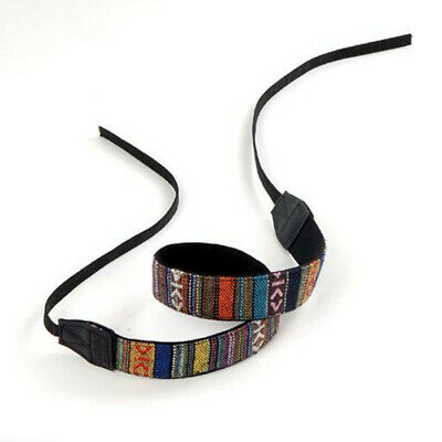 DSLR Vintage Camera For SLR Shoulder Neck Canon Nikon Sony Belt Strap Panasonic