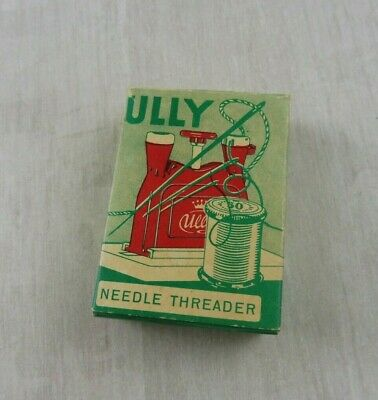 Ancien enfile aiguille / Needle Threader, Ully Germany, vintage