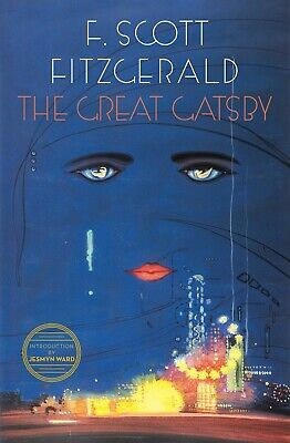 The Great Gatsby by F. Scott Fitzgerald Paperback Classics BEST SELLING