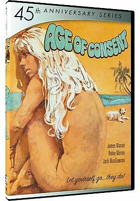 Age of Consent - 45th Anniversary Anniversary James Mason R DVD Drama TOP SELLER