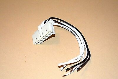 AC Delco Headlight Switch Connector Pigtail PT819 NOS