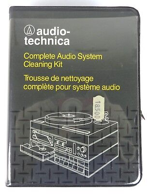 audio technics complet audio système cleaning kit