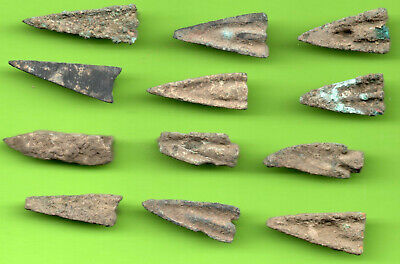 LOT 12 Sarmatia OLBIA Cast Proto Money ARROW 5th BC Ukraine Crimea Russland 3